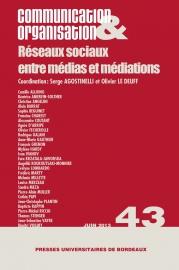 Communication & Organisation, couverture du numéro 43
