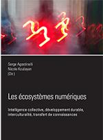 Couverture du collectif Les écosystèmes numériques
