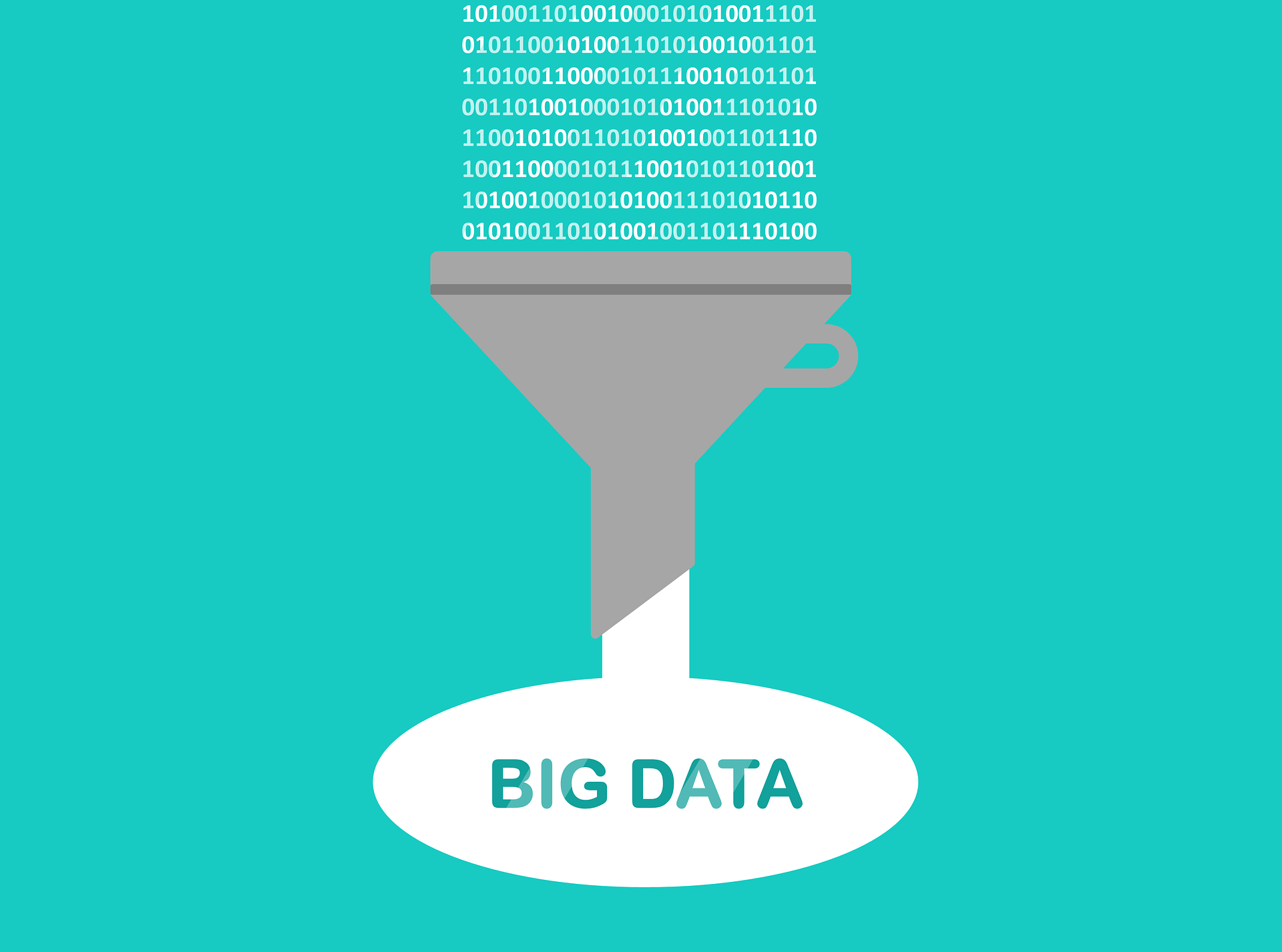Big data entonoire